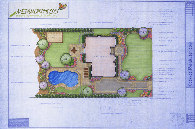 Metamorphosis Landscape Design Plans And Installations Metamorphosis Landscape Design