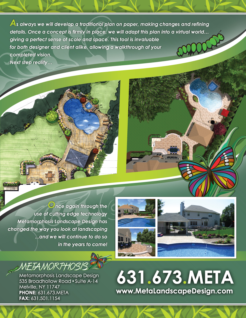 Metamorphosis Landscape Design Virtual Design Brochure - Page  2