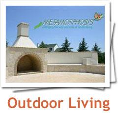 Outdoor Living by Metamorphosis Landscape Design