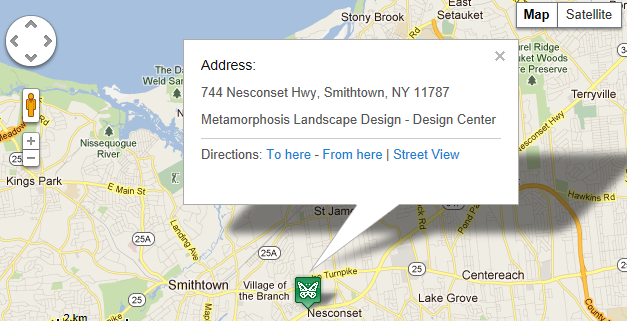 Metamorphosis Landscape Design - Design Center